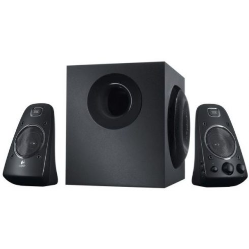 Logitech Z-623 jack 2.1 200W THX fekete hangszóró
