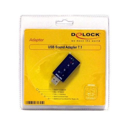 Delock USB Sound Adapter