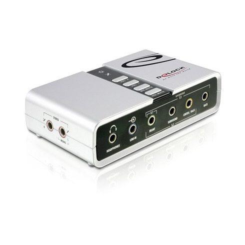 Delock USB Sound Box 7.1