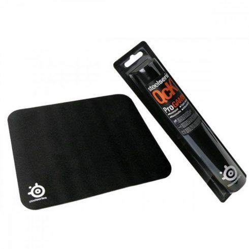 SteelSeries QcK Gaming egérpad - fekete