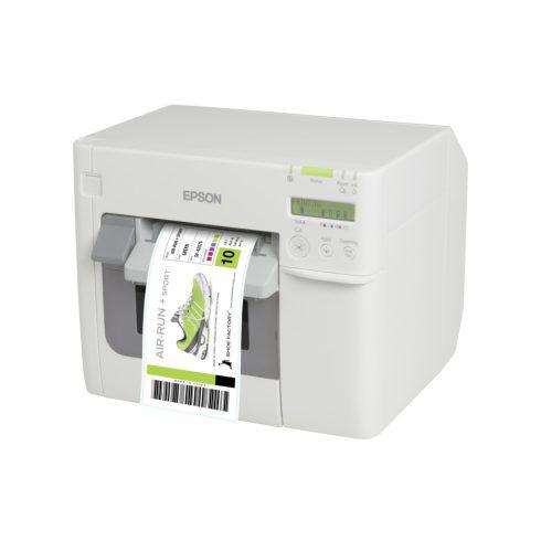 Epson TM-C3500-012CD Színes címkenyomtató